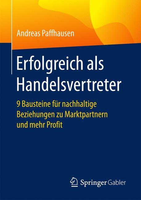 Abbildung von Paffhausen | Erfolgreich als Handelsvertreter | 2016