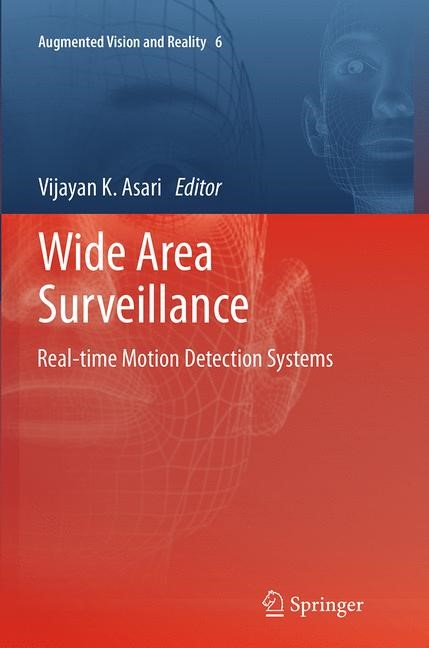 Abbildung von Asari | Wide Area Surveillance | Softcover reprint of the original 1st ed. 2014 | 2016