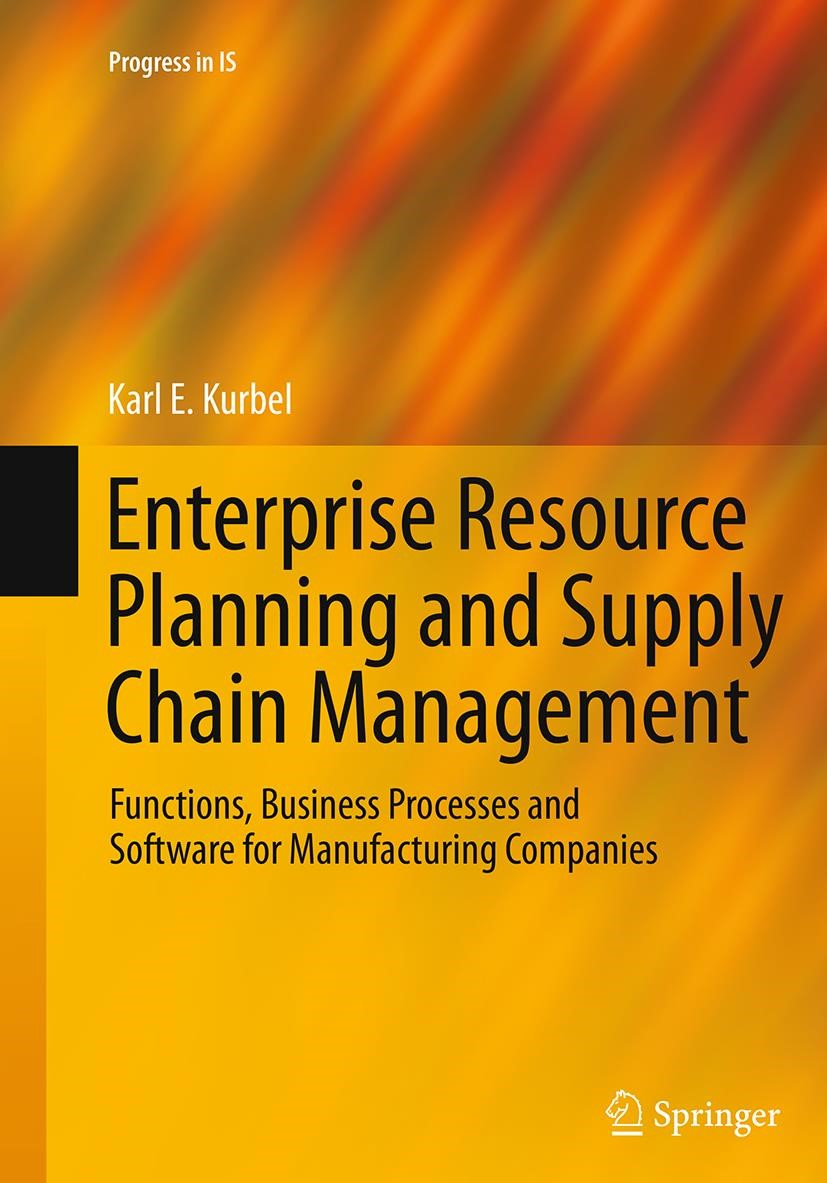 Abbildung von Kurbel | Enterprise Resource Planning and Supply Chain Management | Softcover reprint of the original 1st ed. 2013 | 2016