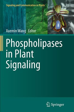 Abbildung von Wang | Phospholipases in Plant Signaling | Softcover reprint of the original 1st ed. 2014 | 2016 | 20