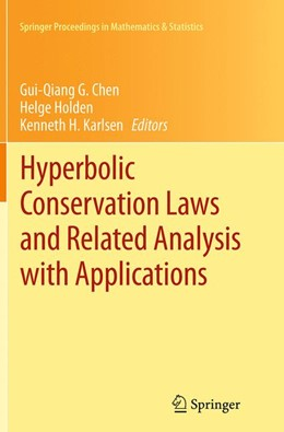 Abbildung von Chen / Holden / Karlsen   Hyperbolic Conservation Laws and Related Analysis with Applications   Softcover reprint of the original 1st ed. 2014   2016   Edinburgh, September 2011   49