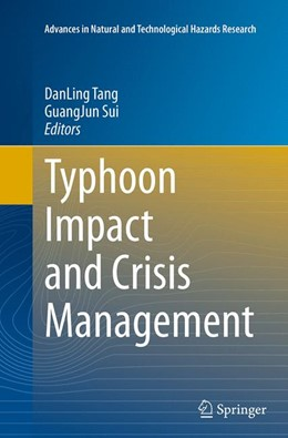 Abbildung von Tang / Sui | Typhoon Impact and Crisis Management | Softcover reprint of the original 1st ed. 2014 | 2016 | 40