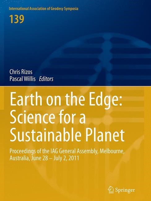 Abbildung von Rizos / Willis | Earth on the Edge: Science for a Sustainable Planet | Softcover reprint of the original 1st ed. 2014 | 2016