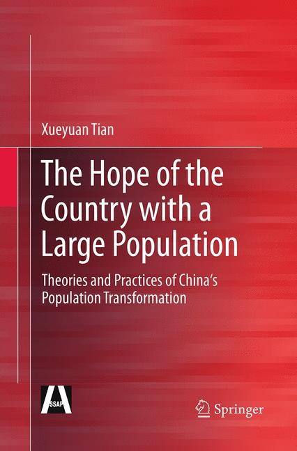 Abbildung von Tian | The Hope of the Country with a Large Population | Softcover reprint of the original 1st ed. 2014 | 2016