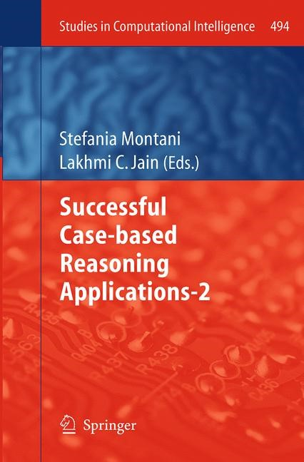 Abbildung von Montani / Jain | Successful Case-based Reasoning Applications-2 | Softcover reprint of the original 1st ed. 2014 | 2016