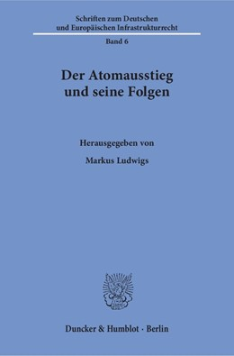 Abbildung von Ludwigs | Der Atomausstieg und seine Folgen | 2016 | 6