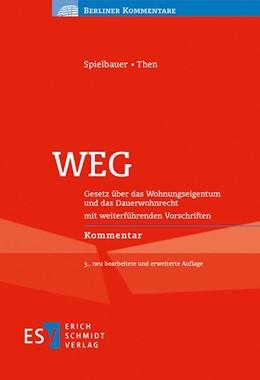 Abbildung von Spielbauer / Then | WEG | 3. Auflage | 2016 | beck-shop.de