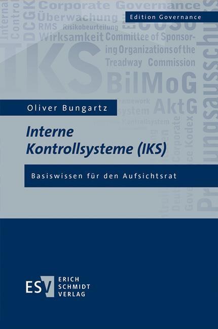 Interne Kontrollsysteme (IKS) | Bungartz, 2016 | Buch (Cover)