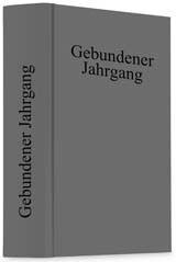 DNotZ • Deutsche Notar-Zeitschrift Jahrgang 2016 gebunden, 2017 (Cover)