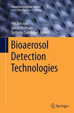 Abbildung von Jonsson / Olofsson / Tjärnhage | Bioaerosol Detection Technologies | Softcover reprint of the original 1st ed. 2014 | 2016