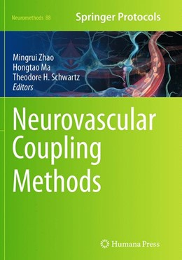 Abbildung von Zhao / Ma / Schwartz | Neurovascular Coupling Methods | Softcover reprint of the original 1st ed. 2014 | 2016