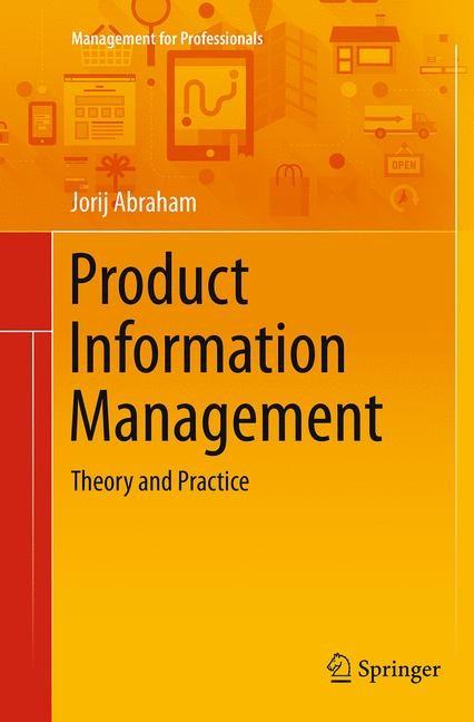 Abbildung von Abraham   Product Information Management   Softcover reprint of the original 1st ed. 2014   2016