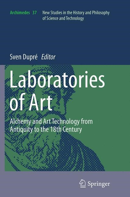 Laboratories of Art | Dupré | Softcover reprint of the original 1st ed. 2014, 2016 | Buch (Cover)