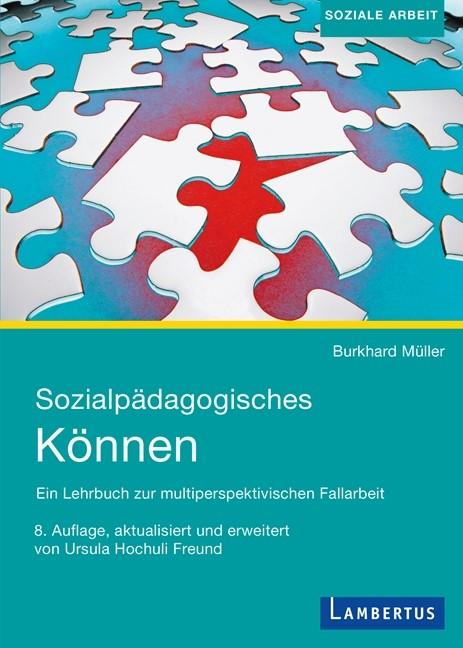 Sozialpädagogisches Können | Müller | 8., überarbeitete Auflage, 2017 | Buch (Cover)