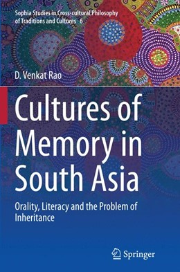 Abbildung von Rao | Cultures of Memory in South Asia | Softcover reprint of the original 1st ed. 2014 | 2016