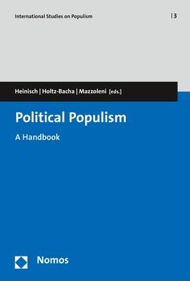 Abbildung von Heinisch / Holtz-Bacha / Mazzoleni (Hrsg.) | Handbook on Political Populism | 2017