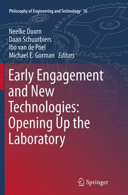 Abbildung von Doorn / Schuurbiers / van de Poel / Gorman | Early engagement and new technologies: Opening up the laboratory | Softcover reprint of the original 1st ed. 2013 | 2016 | 16