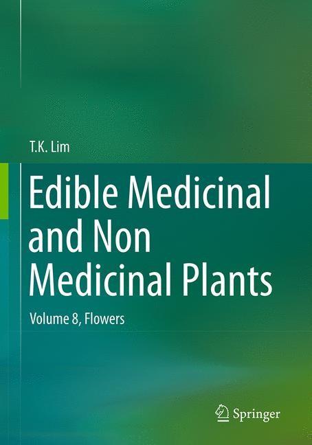 Abbildung von Lim | Edible Medicinal and Non Medicinal Plants | Softcover reprint of the original 1st ed. 2014 | 2016