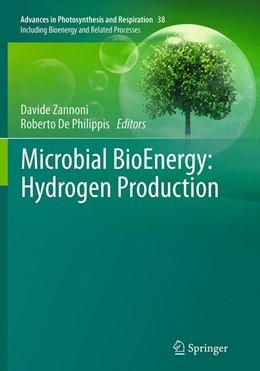 Abbildung von Zannoni / De Philippis | Microbial BioEnergy: Hydrogen Production | Softcover reprint of the original 1st ed. 2014 | 2016 | 38