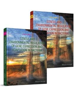 Abbildung von de Bruijn | Stress and Environmental Regulation of Gene Expression and Adaptation in Bacteria, 2 Volume Set | 2016