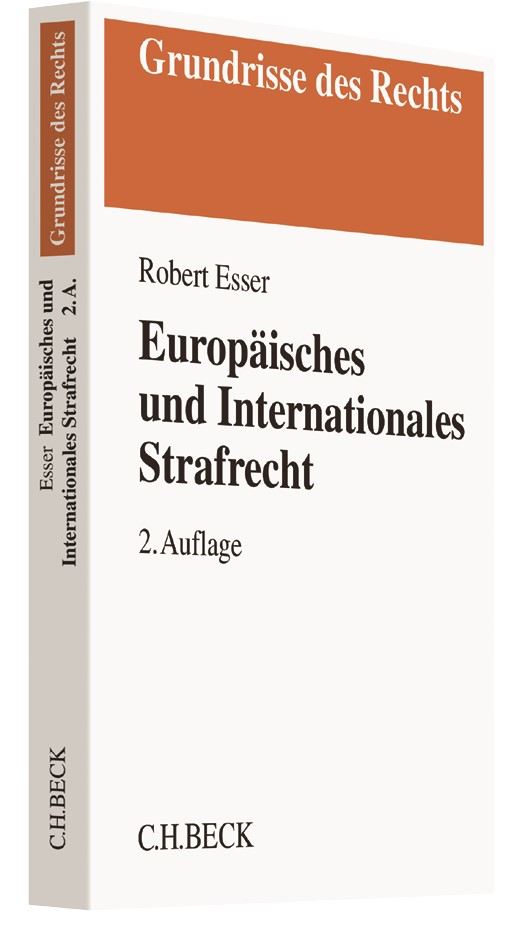 Europäisches und Internationales Strafrecht | Esser | 2. Auflage, 2017 | Buch (Cover)