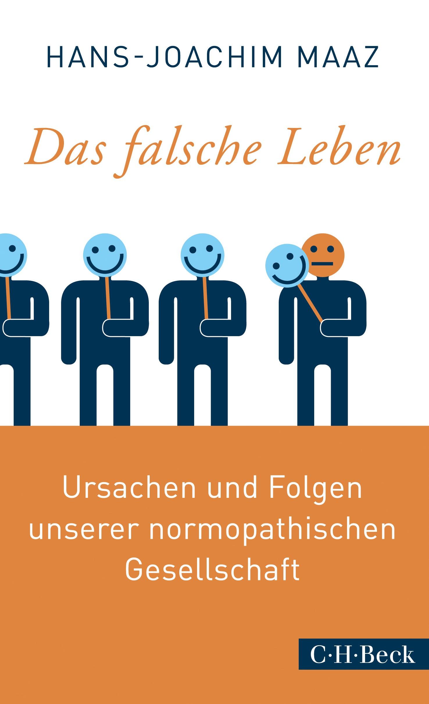 Das falsche Leben | Maaz, Hans-Joachim | 4. Auflage | Buch (Cover)