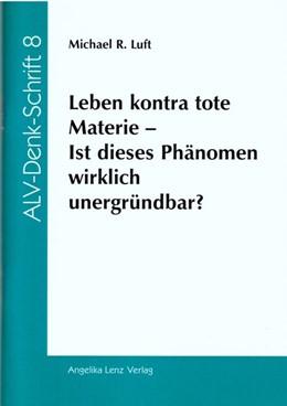 Abbildung von Luft | Leben kontra tote Materie | 1. Auflage | 2015 | beck-shop.de