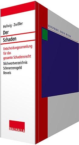 Abbildung von Hellwig / Zwißler   Der Schaden • mit Aktualisierungsservice   1. Auflage   2020   beck-shop.de