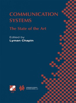 Abbildung von Chapin | Communication Systems | 2002 | The State of the Art IFIP 17th... | 92
