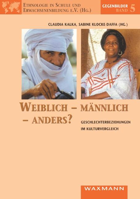 Weiblich – männlich – anders? | Kalka / Klocke-Daffa, 2006 | Buch (Cover)