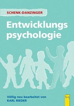 Abbildung von Schenk-Danzinger | Entwicklungspsychologie | Nachdruck