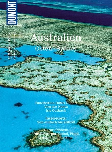 DuMont Bildatlas 183 Australien Osten, Sydney   1. Auflage, 2017   Buch (Cover)