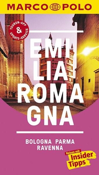 MARCO POLO Reiseführer Emilia-Romagna, Bologna, Parma, Ravenna | Dürr | 7. Auflage, 2017 | Buch (Cover)