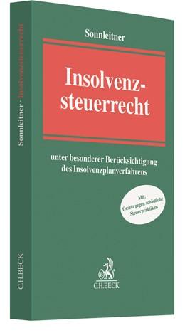 Abbildung von Sonnleitner | Insolvenzsteuerrecht | 2017 | Unter besonderer Berücksichtig...