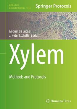 Abbildung von Lucas / Etchells   Xylem   1. Auflage   2017   beck-shop.de
