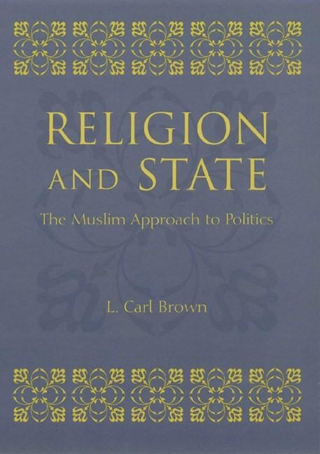 Abbildung von Brown | Religion and State | 2001