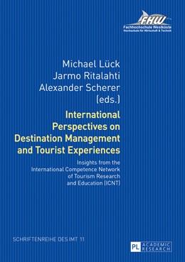 Abbildung von Lück / Ritalahti   International Perspectives on Destination Management and Tourist Experiences   1. Auflage   2016   beck-shop.de