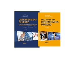 Abbildung von Dillerup / Stoi   Unternehmensführung + Fallstudien zur Unternehmensführung • Set   5. Auflage 2016 + 2. Auflage 2012   2017