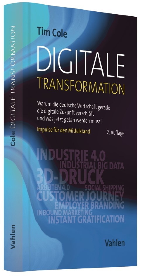 Digitale Transformation | Cole | Buch (Cover)