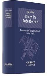 Bauen im Außenbereich | Stüer / Stüer | Buch (Cover)