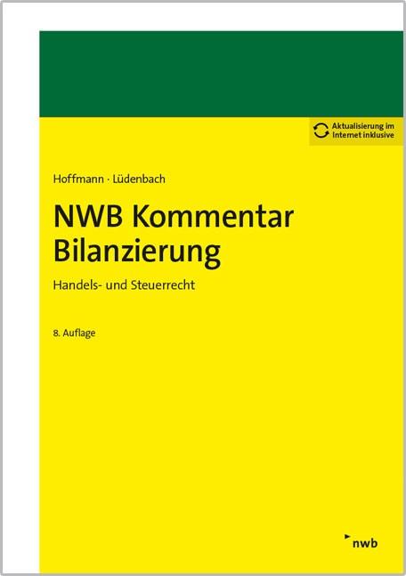 NWB Kommentar Bilanzierung | Hoffmann / Lüdenbach (Cover)