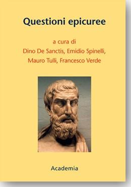 Abbildung von Sanctis / Spinelli / Tulli / Verde   Questioni epicuree   2015