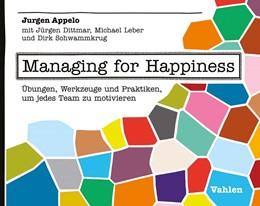 Abbildung von Appelo | Managing for Happiness | 2018 | Übungen, Werkzeuge und Praktik...