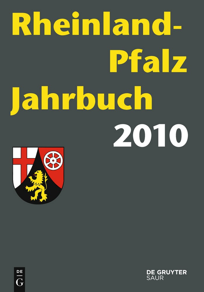 2010, 2009 | Buch (Cover)