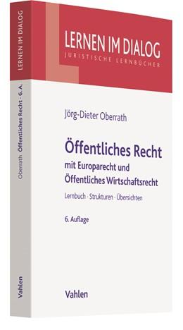 Abbildung von Oberrath | Öffentliches Recht | 6. Auflage | 2017 | beck-shop.de