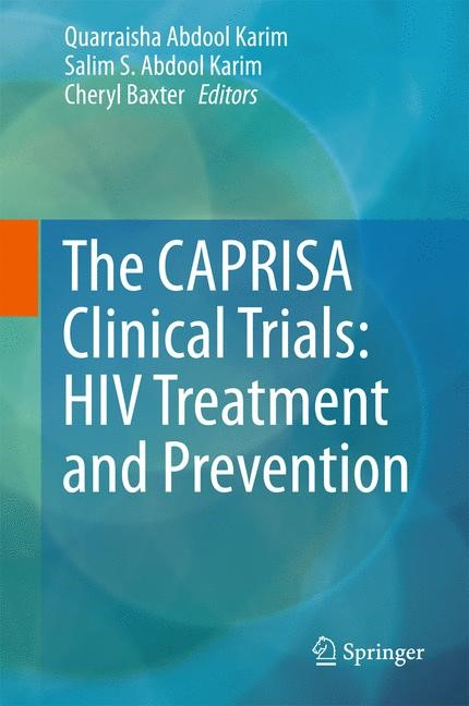 HIV Prevention and Treatment | Abdool Karim / Baxter, 2017 | Buch (Cover)