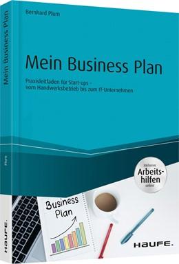 Abbildung von Plum | Mein Business Plan | 2017 | Praxisleitfaden für Start-ups ...