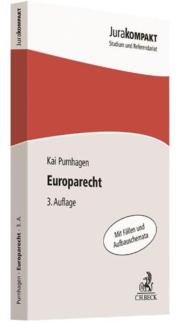 Abbildung von Purnhagen | Europarecht | 3. Auflage | 2018 | beck-shop.de