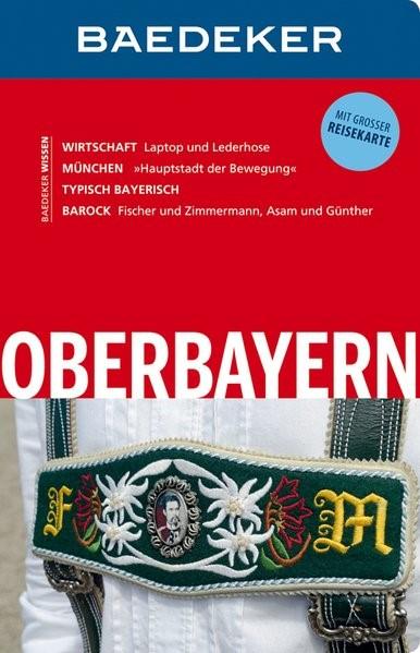 Baedeker Reiseführer Oberbayern | Abend | 10. Auflage, 2016 | Buch (Cover)