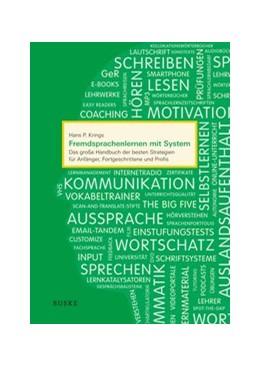 Abbildung von Krings | Fremdsprachenlernen mit System | 1. Auflage | 2016 | beck-shop.de